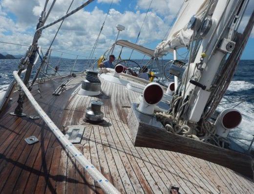 Montana Antigua Sailing Week