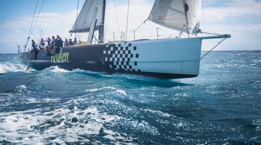 Sailing and Racing Program Volvo 70 Telefonica Black postponed until April 2021