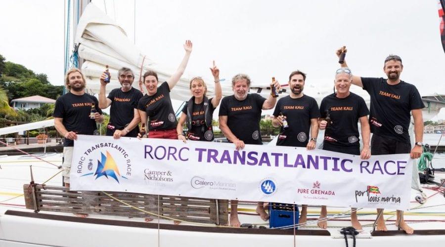 Kali's RORC Transatlantic Race 2019