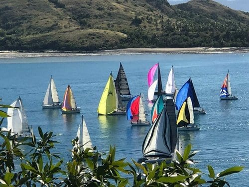 Brisbane to Hamilton Island Yacht Race