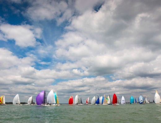 RORC Myth of Malham Race