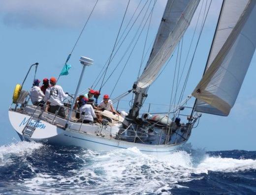 Warm water Offshore Race