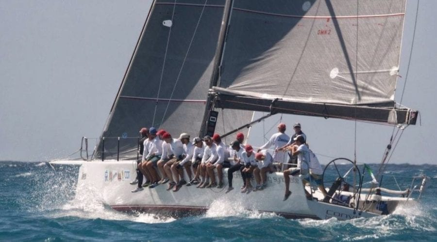 Why join the RORC Caribbean 600 on board TP52 Conviction?