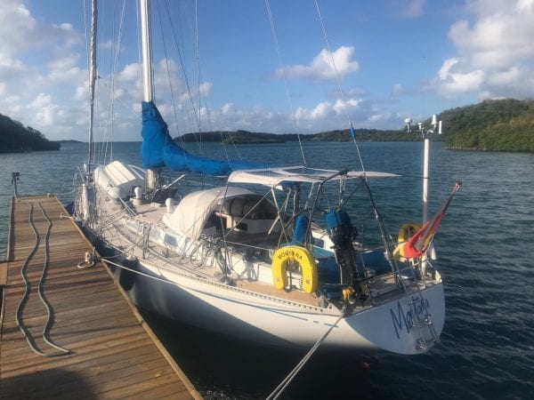 Sailing Yacht Montana