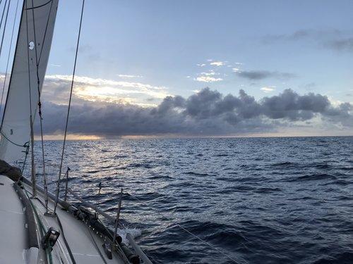 Offshore sailing Australia Ocean Gem
