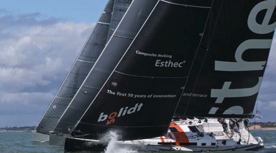 Join a race crew with Sail Race Crew