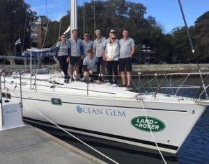Ocean Racing Ocean Gem