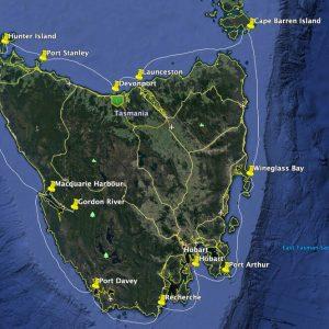 Tasmania Circumnavigation