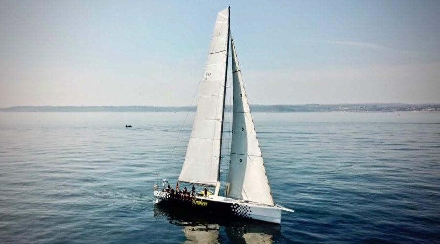 New Yacht Volvo 70 Kraken