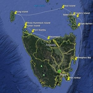 The Islands and Ports of Bass Strait