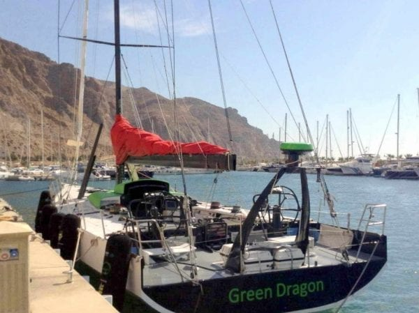 Volvo 70 Green Dragon
