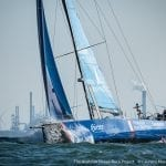 Volvo 65 Sisi Delivery Austrian Ocean Race Project