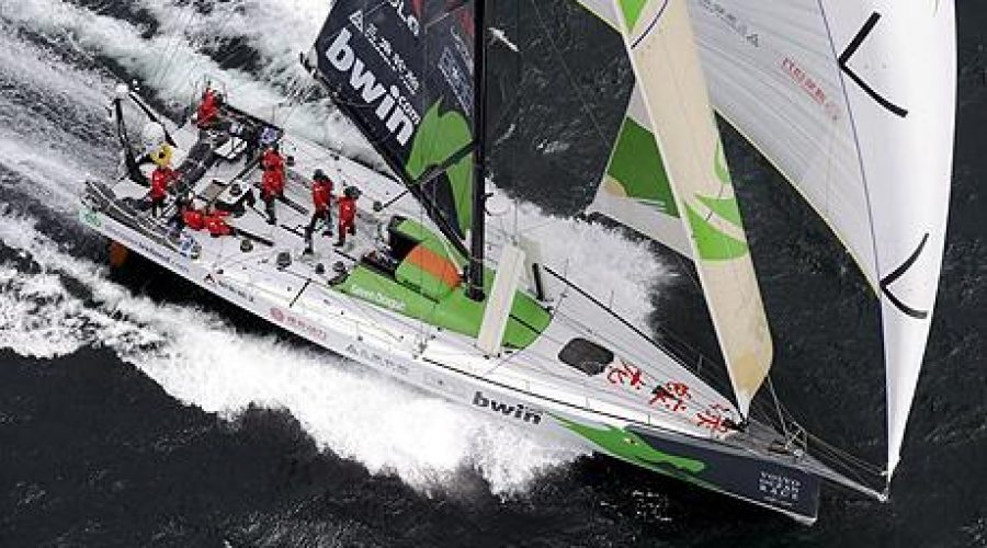 Introduction of 3 new Volvo 70 Race Yachts