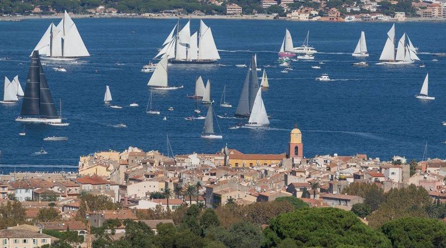New Regatta Format Les Voiles de Saint-Tropez