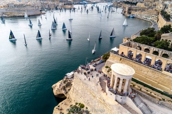 Notice of Race Rolex Middle Sea Race 2020
