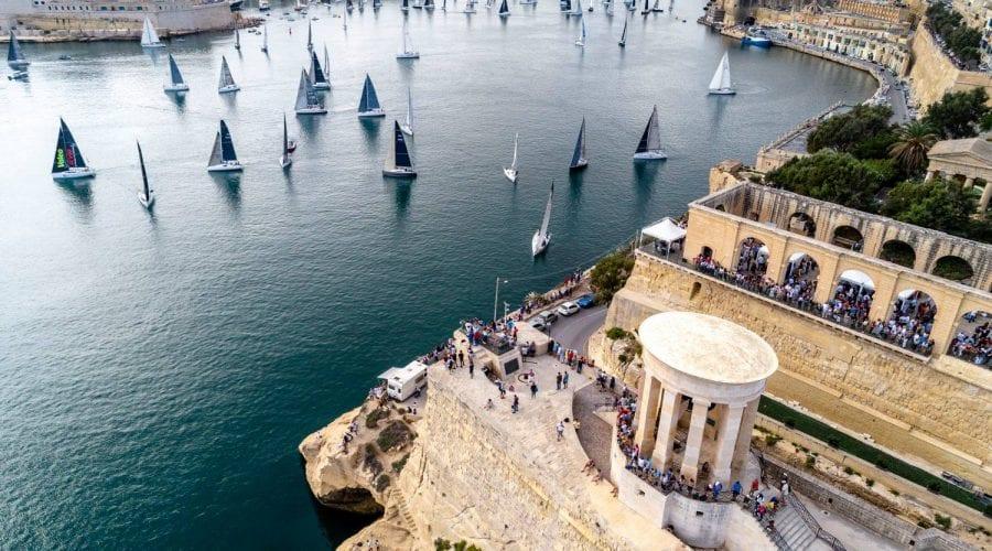 Notice of Race Rolex Middle Sea Race 2020