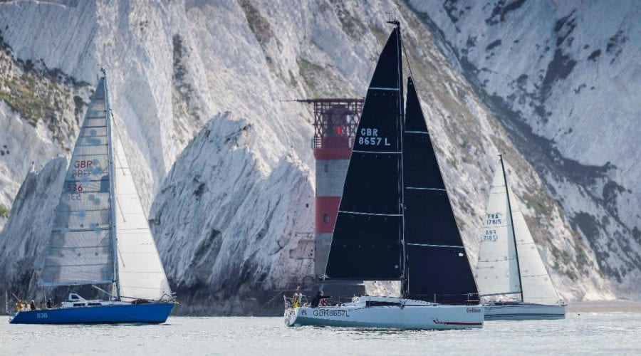 RORC Race Around the Isle of Wight