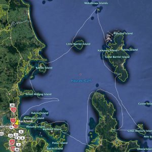 Islands of the Hauraki Gulf