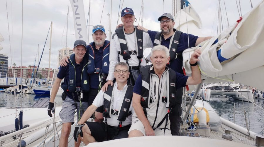 ARC 2019 onboard Montana