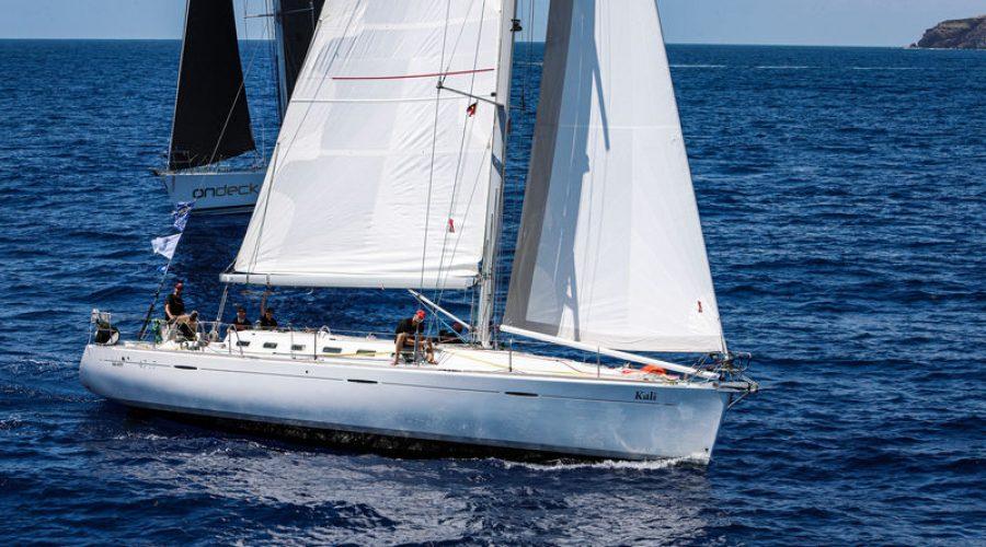 RORC Transatlantic Race & Caribbean Racing 2021 onboard  Beneteau First 47.7 Kali