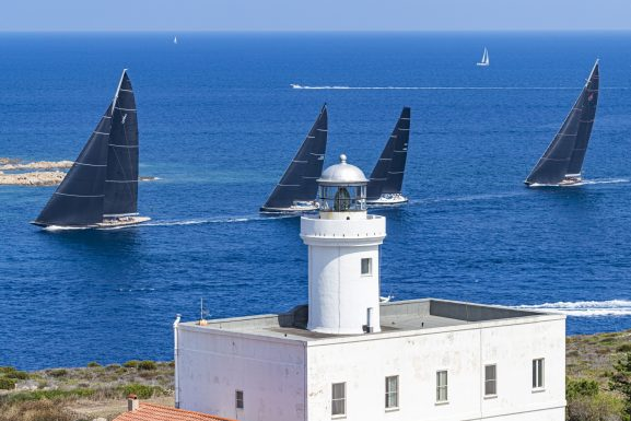 Entries are open for 2021 Maxi Yacht Rolex Cup
